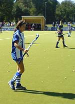 Anne Kuipers - Forward tegen Eindhoven