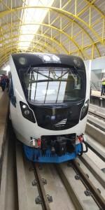 South Sumatra LRT (Photo by: Ministry of Transportation)