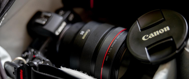 whats in my Bag? die Canon EOS R mit dem RF 85mm f1.2 für Portraits ein absolutes Dreamteam