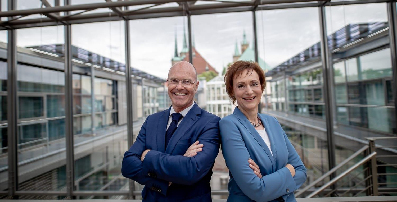 Tageslichtportrait Sabine Wosche & Andreas Krey