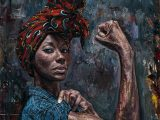 Retratos de Poderosas Mulheres Negras por Tim Okamura Artes & contextos Tim Okamura scaled 1