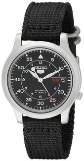 5. Seiko Men's Automatic Stainless Steel Watch