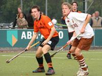 imgae: Tilburg H1 uit bij Oranje Zwart