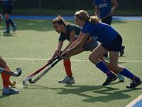 image: Hockey Were Di MB1 thuis tegen Breda MB1