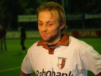 image: Marnix doet verslag wedstrijd Tilburg Bloemendaal
