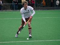 image: Hockey heren Tilburg winnen van laren