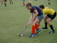 image: Fleurine Rasenberg in duel met Heeze