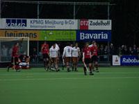 image: Hockey heren tilburg winnen thuis tweede wedstrijd in Playoffs tegen Schaerweijde