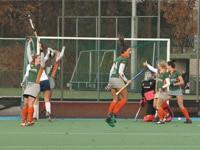 Were Di D1 wint van HC Tilburg