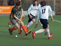 Were Di H1 tegen HC Tilburg H1