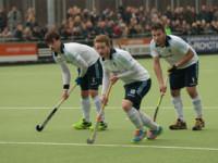 Play offs HC Tilburg H1 - SCHC H1