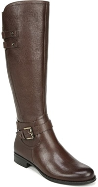 Naturalizer Jackie tall riding boot | 40plusstyle.com