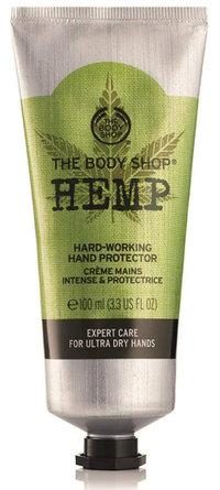 The Body Shop Hemp Hand Protector   40plusstyle.com