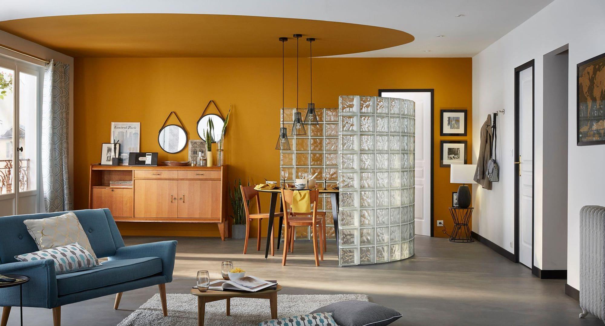 Couleur Tendance Pour Interieur Maison peinture maison : 20 couleurs tendance pour peindre son salon