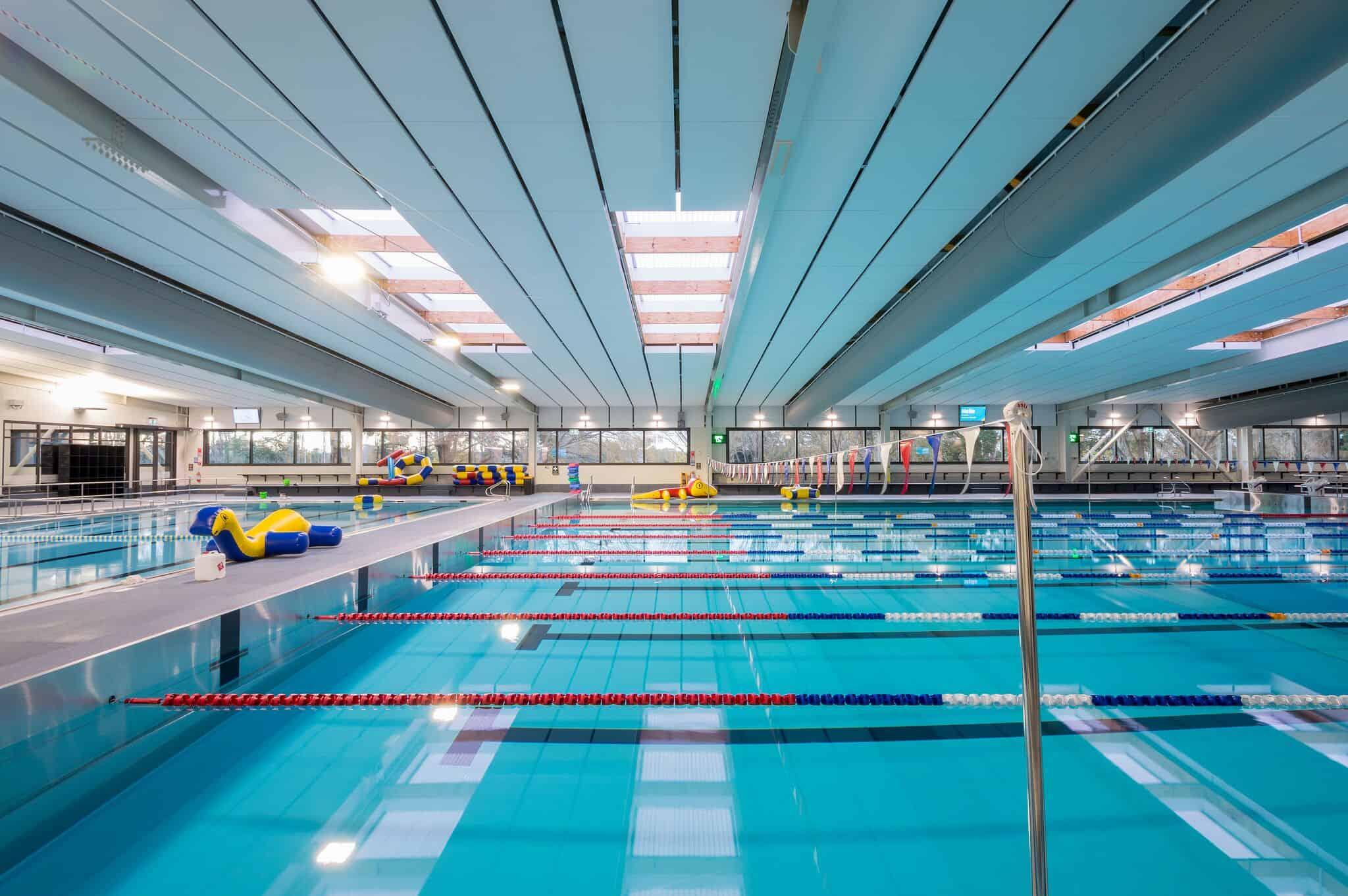 Hidden Swimming Pool – Marketing Genius