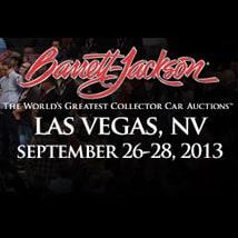 Barrett-Jackson Auto Auction 2013, Las Vegas, NV