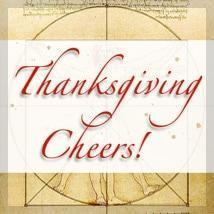 Thanksgiving Cheers DaVinci