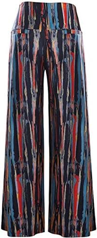 Arolina wide leg palazzo lounge pants | 40plusstyle.com