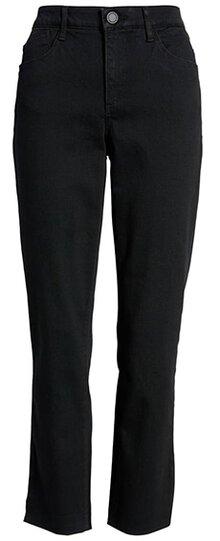 Wit & Wisdom slim fit crop jeans   40plusstyle.com
