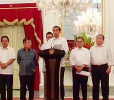 BBM Naik Jokowi