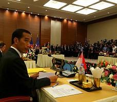 Pres Jokowi di ASEAN oleh AW