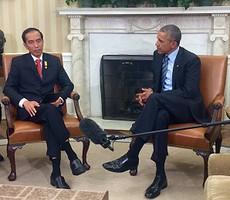 Jokowi-Obama