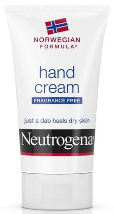 Neutrogena Norwegian Formula Hand Cream   40plusstyle.com