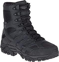Merrell Mens Moab 2 8 Tactical Waterproof Boots