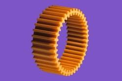 Molded parts made of Vulkollan®