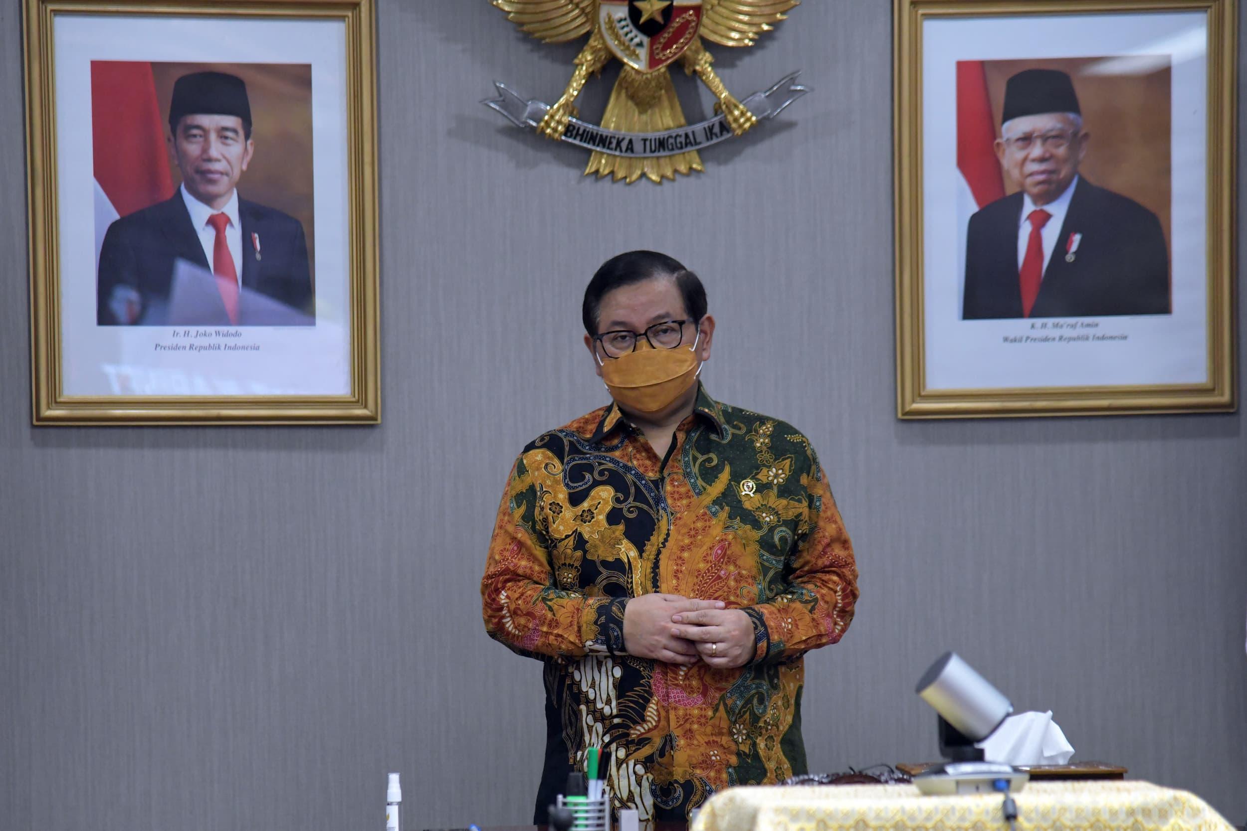 Seskab Pramono Anung lantik pejabat Eselon II