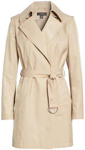 Halogen classic trench coat | 40plusstyle.com