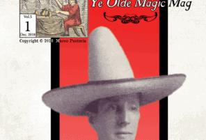Ye Olde Magic Mag Volume 5 Issue 1