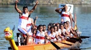 Indonesia Men's Rowing Team Win Gold at 2018 Asian Games, Palembang, South Sumatera Province, Friday (24/8) (Photo: IST)