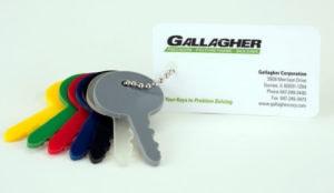 durometer hardness keys