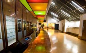 Theater Zuidplein - Boven Foyer