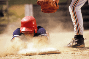 Baseball player How To Get Better At Baseball