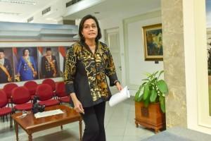 Minister of Finance Sri Mulyani Indrawati (Photo by: JAY/ PR Division).