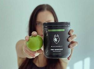Blackwolf Green Apple