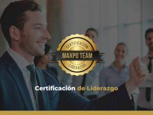 certificación maxpo team