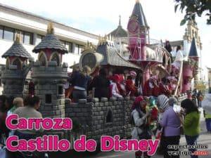 Castillo-Disney