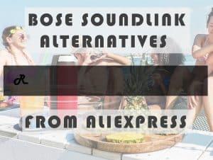 Budget Portable Bluetooth Speaker Bose replica Cheap Chinese speaker Bose alternative 2020 AliExpress Cover Page 1