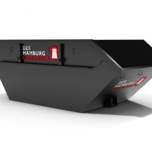 Absetzcontainer für Bauschutt 5 m³ mieten