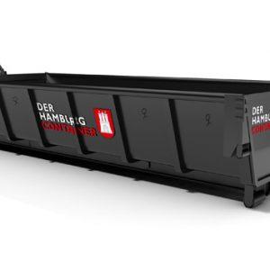 Abrollcontainer mit 11 Kubikmeter