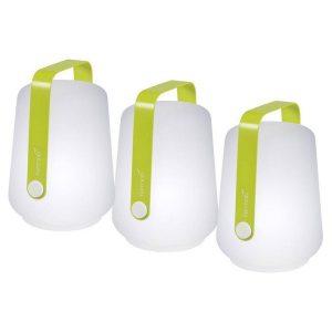 Fermob Balad Tafel lamp set van 3 Verbena