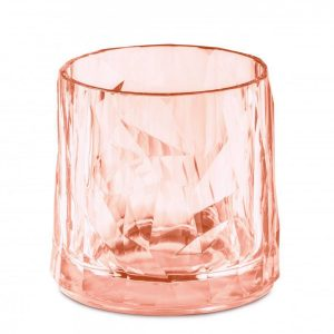 Koziol Glas Club No. 2 Rose