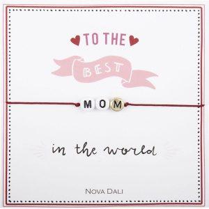 Nova Dali giveaway bracelet to the Best Mom in the World
