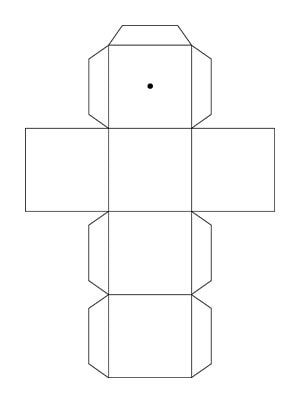 Cube Templates | Free Printable Templates & Coloring Pages ... | 403x300