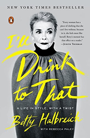 I'll Drink to That: A Life in Style, with a Twist | 40plusstyle.com