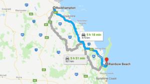 Road Map East Coast Australia.Ultimate East Coast Of Australia Road Trip Guide Itinery Tips 2019
