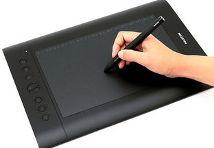 4. Huion Graphics and Drawing Tablet